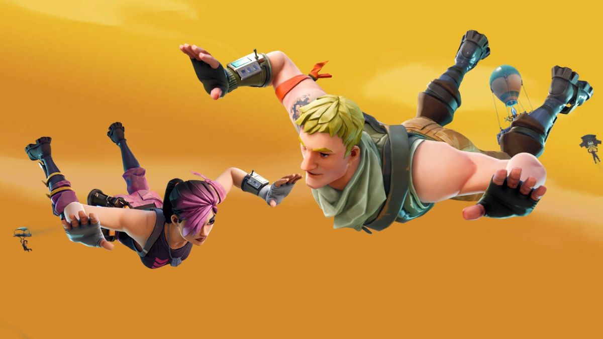 Im Having A Great Time Sucking At Fortnite Battle Royale And You Will Too GamesRadar