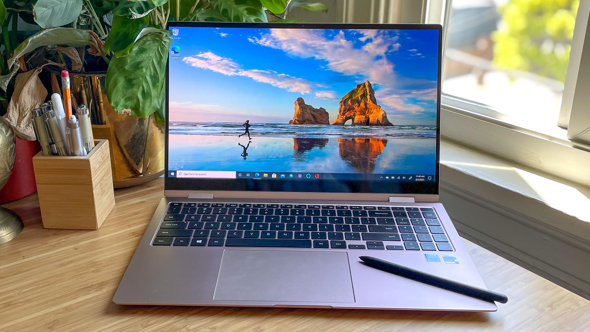 best 2-in-1 laptops: Samsung Galaxy Book Pro 360