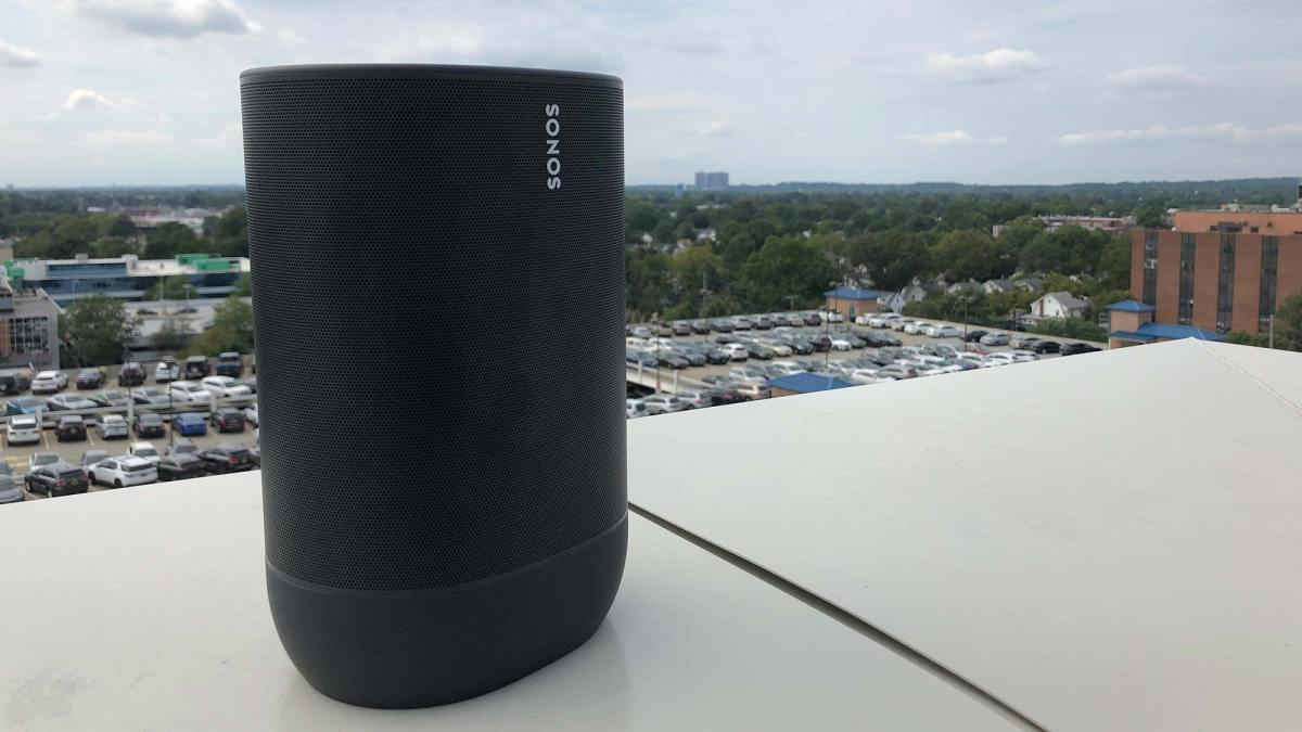 Sonos Move review
