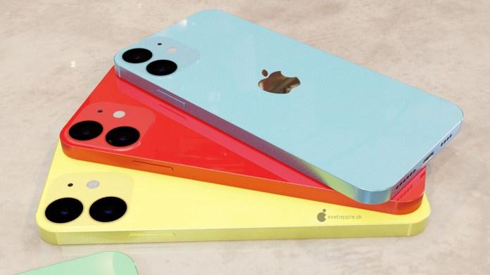 Samsung Galaxy S20 FE vs. iPhone 12