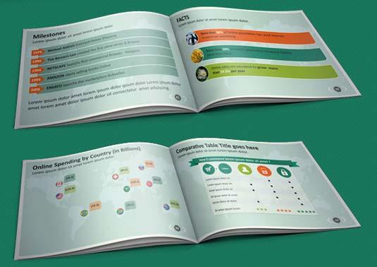 Best brochure templates: Infographic