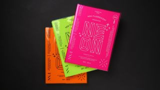 Palette No 4: Neon, New Fluorescent Graphics by Victionary