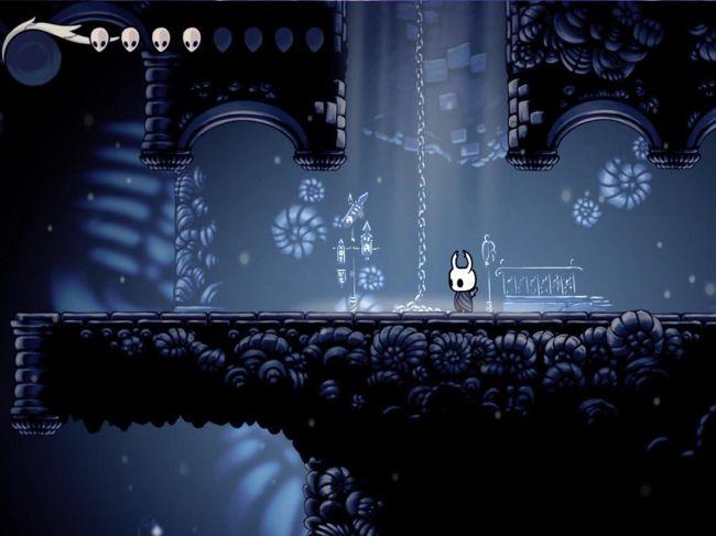 best Nintendo Switch games: hollow knight