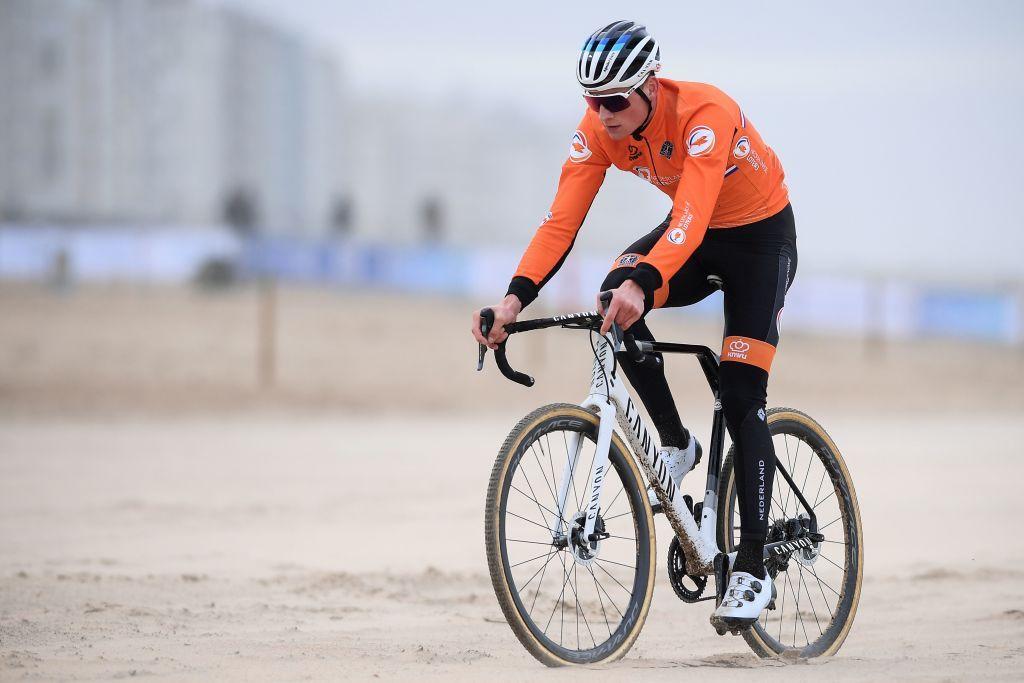 mathieu van der poel the sand will