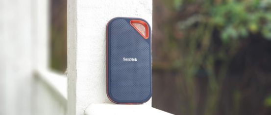 Overview of the Sandisk Extreme Pro V2 1TB external portable SSD