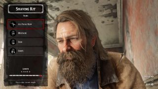 Check Out How Red Dead Redemption 2 Lets You Grow A Magnificent