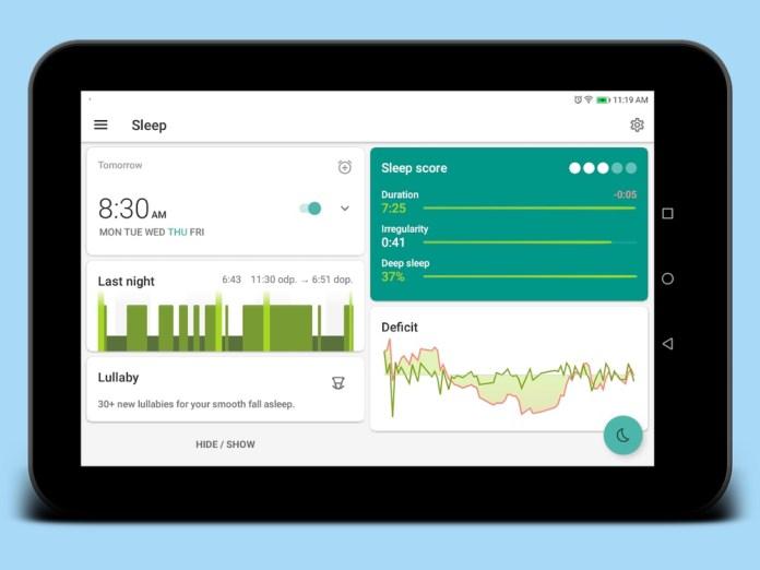 best sleep apps: Sleep as Android
