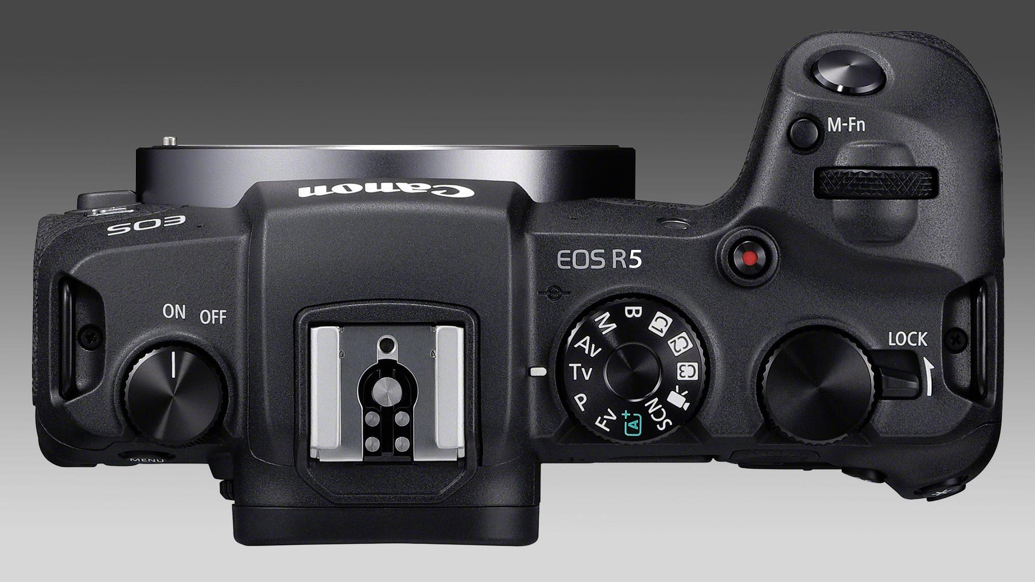 Canon Eos R5 Leaked: 45Mp, Ibis, 8K30, 20Fps E-Shutter, February ...