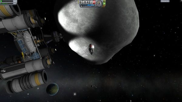 Kerbal Space Program: Asteroid Redirect Mission hands-on ...