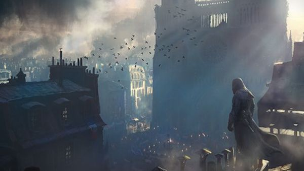 Inside Assassin's Creed Unity, Ubisoft's 'leap of faith ...