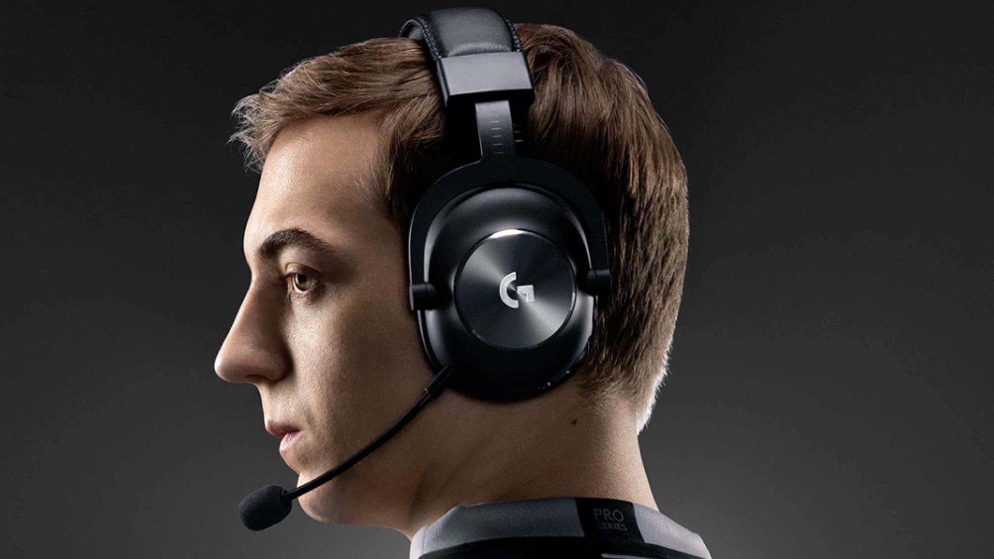 Best headsets for PS5: Logitech Pro X Wireless