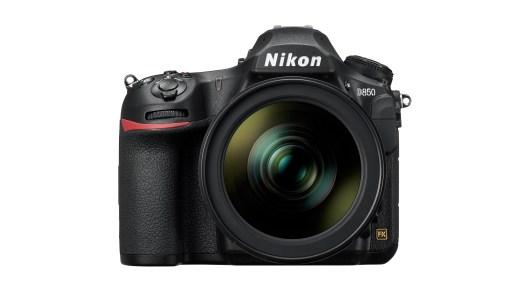 best Walmart camera: Nikon D850
