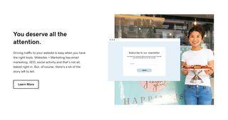 GoDaddy website