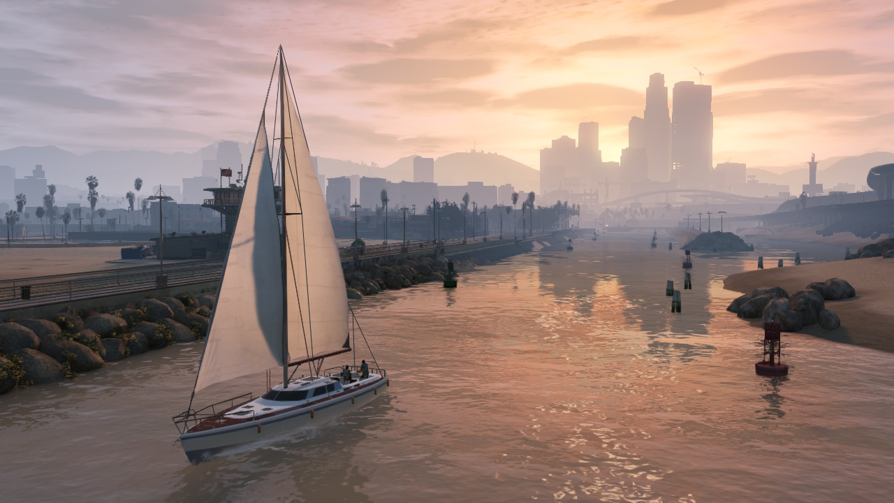 Best PC games: Grand Theft Auto V
