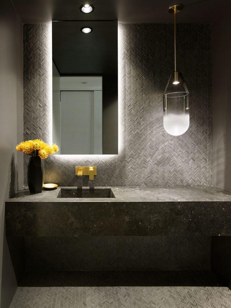 stylish bathroom lighting ideas for