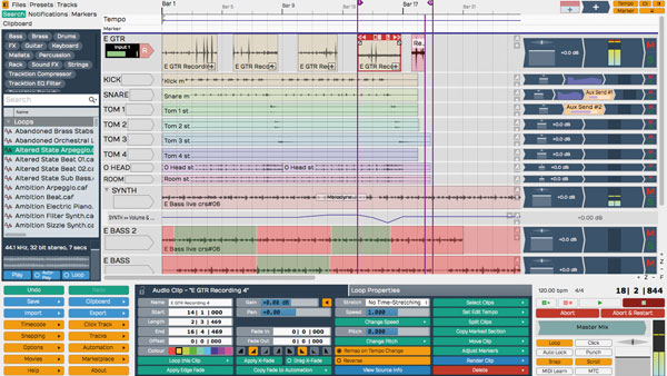 Tracktion T6