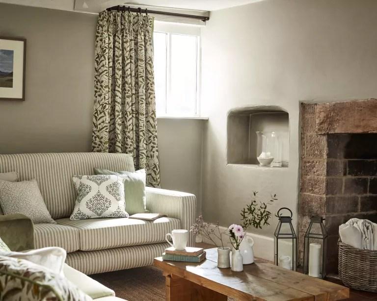 cozy living room ideas Sanderson