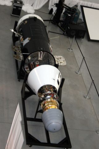 Declassified US Spy Satellites Reveal Rare Look at Secret ...