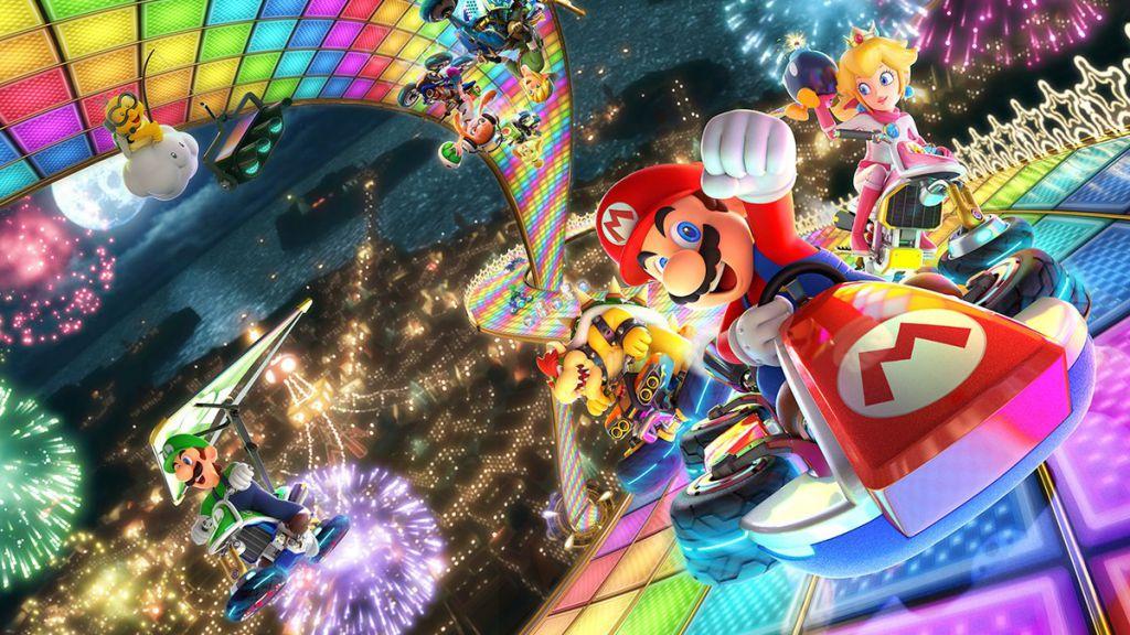 best Nintendo Switch games: mario kart 8 deluxe