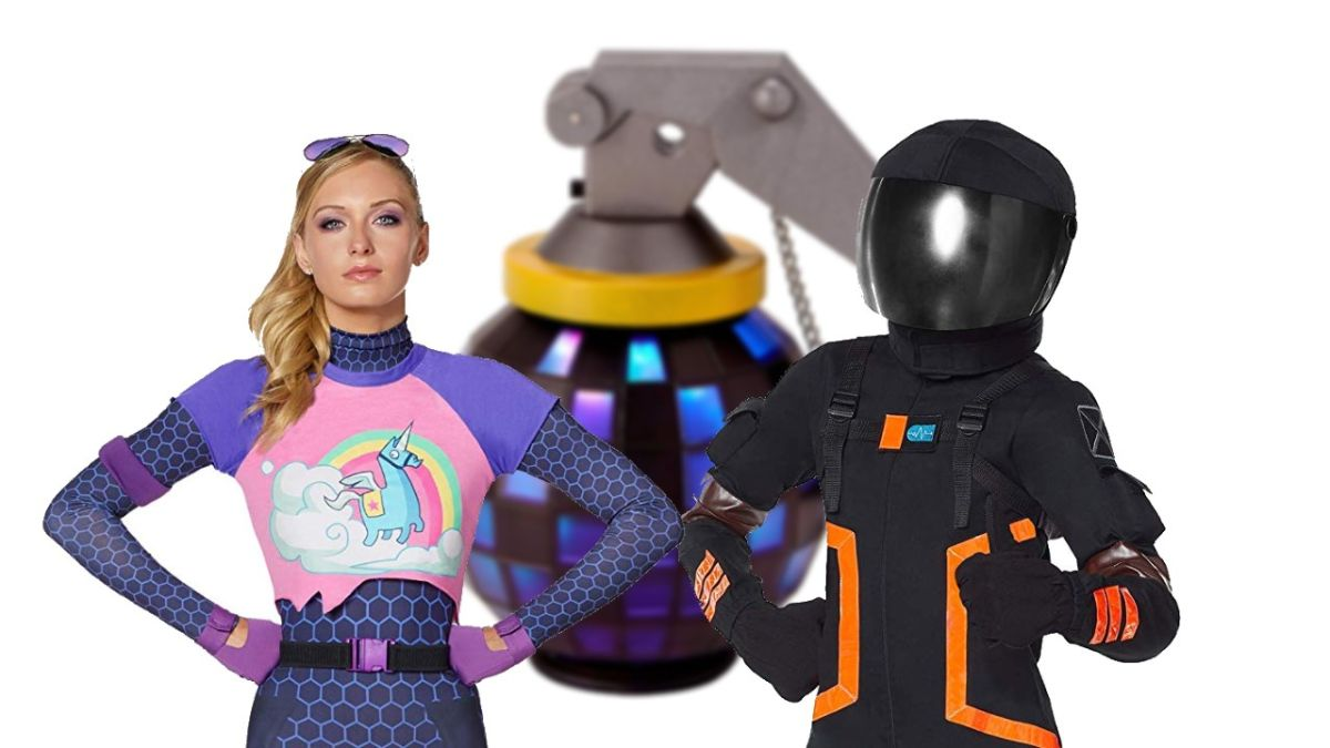 Additionally, outfits can sometimes come with a back bling; Fortnite Halloween Costumes Are Going Fast Buy Yours While You Can Gamesradar