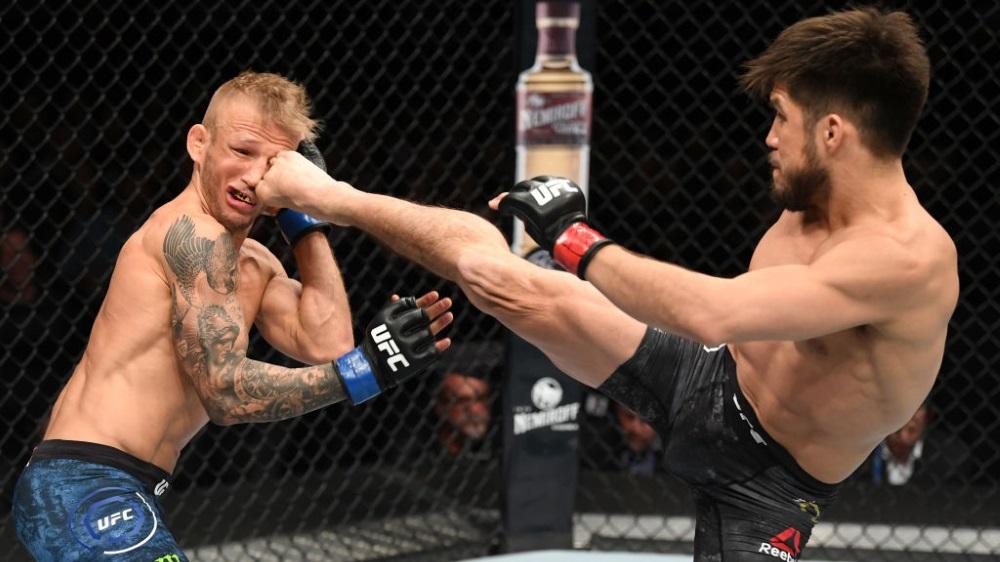 Cejudo vs Dillashaw in UFC on ESPN+