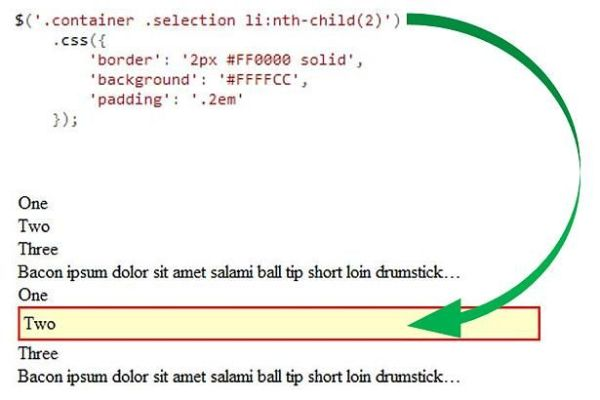 Getting the most out of jQuery selectors   Creative Bloq