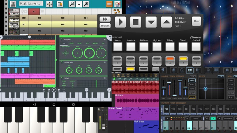 the best android music making apps in the world today | musicradar