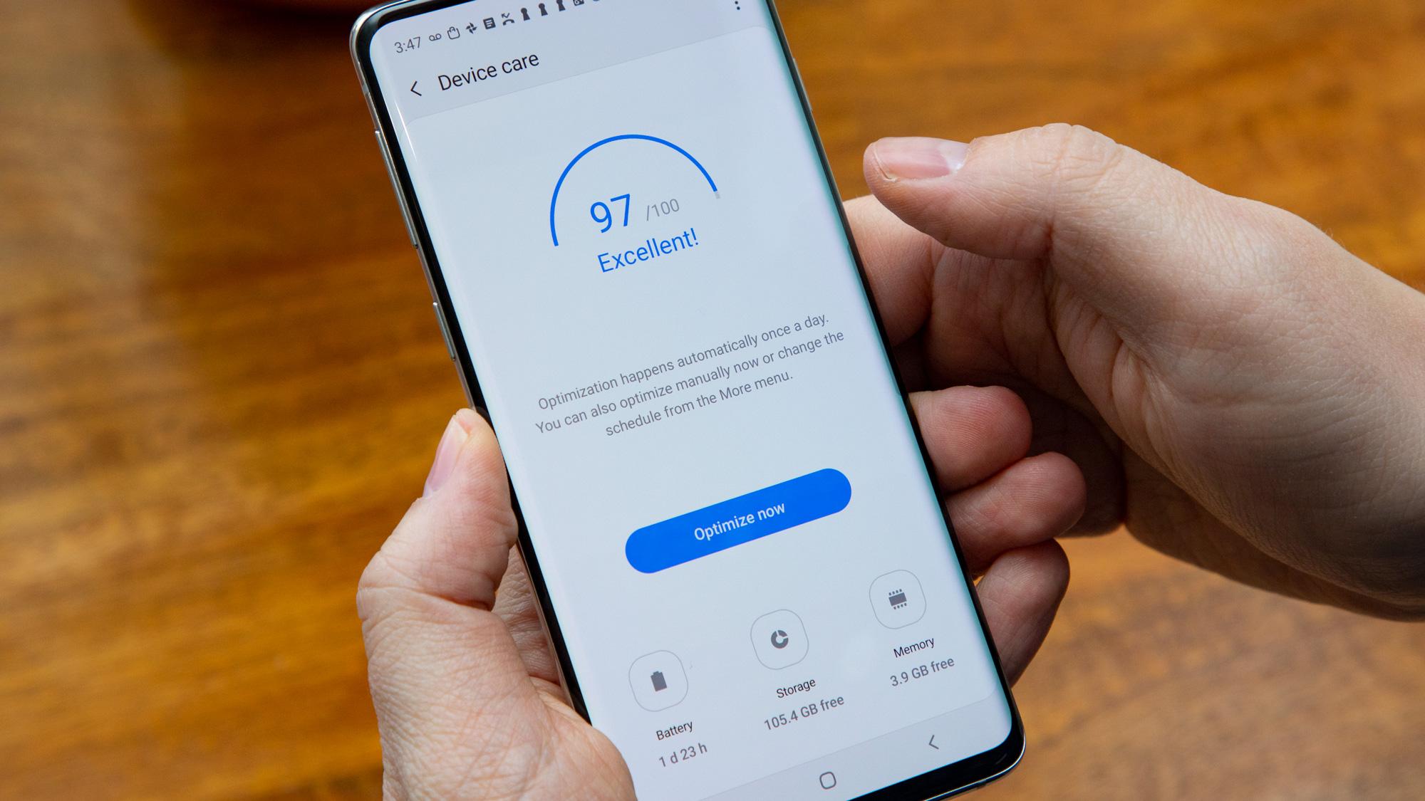 Wi-Fi 6 on Galaxy S10
