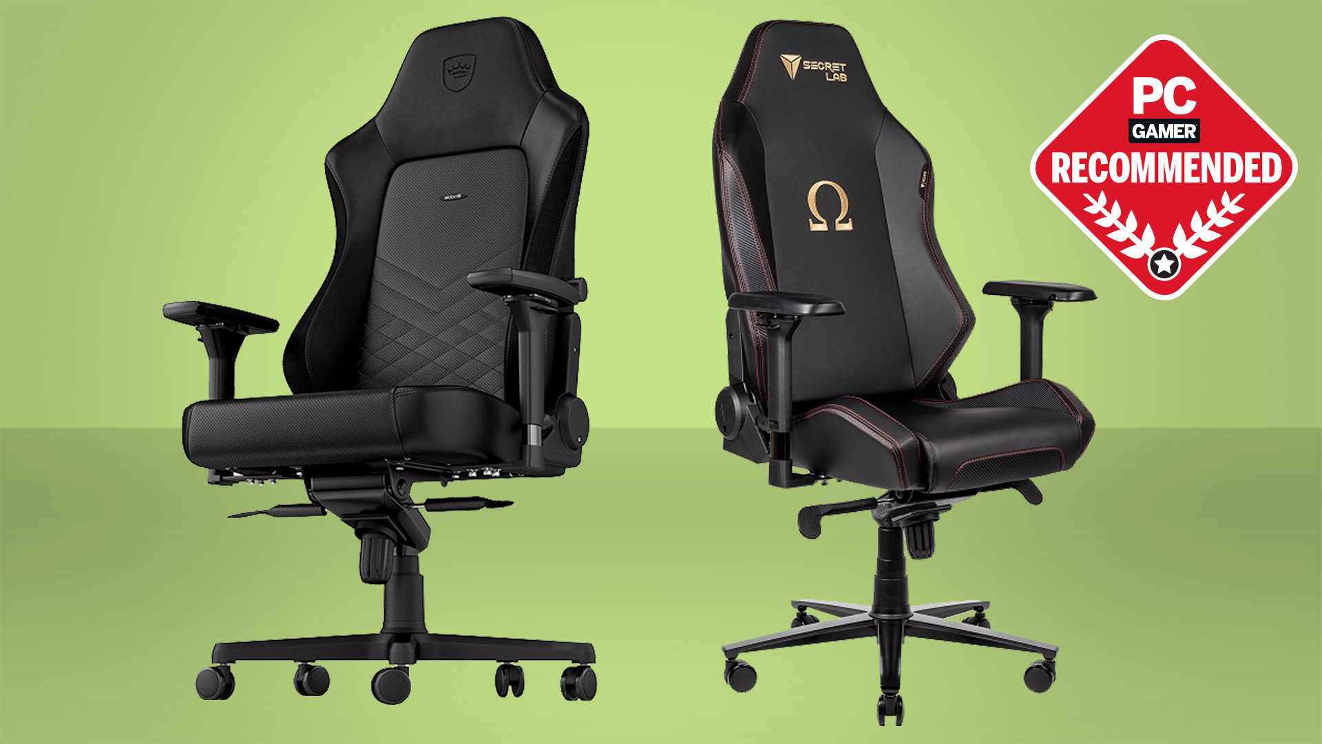 Best Gaming Chairs Pc Gamer