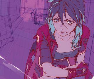 Recreate a manga classic: Establishing general colour schemes