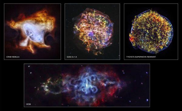 NASA's Chandra X-Ray Space Telescope Celebrates 15 Years ...