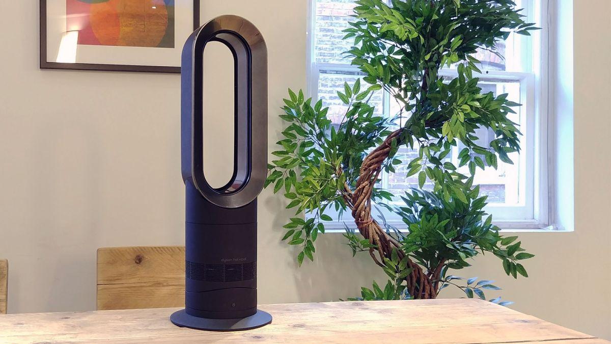 Dyson AM09 Hot + Cool fan heater review | TechRadar