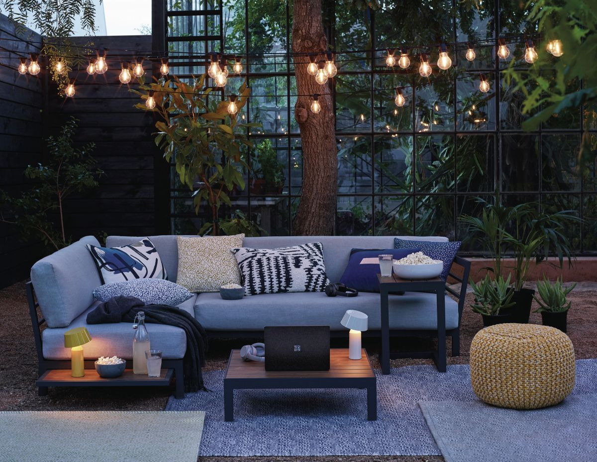 Small garden ideas | Real Homes on Low Cost Backyard Patio Ideas id=79651