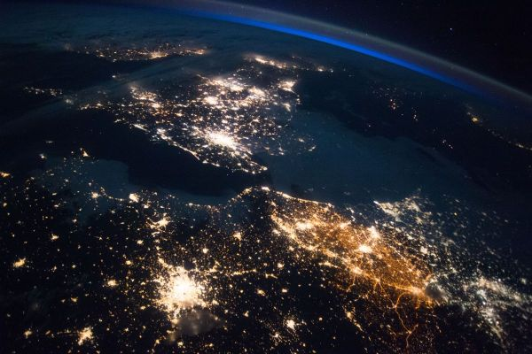NASA's Best Earth-from-Space Photos by Astronauts in 2017 ...