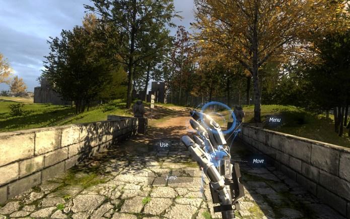 best VR games: The Talos Principle VR