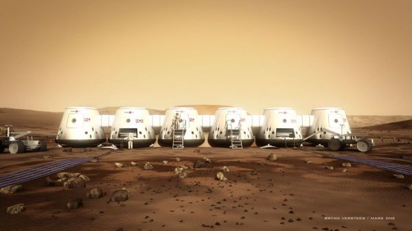 Red Planet Fashion: Mars Colony Project Inspires ...