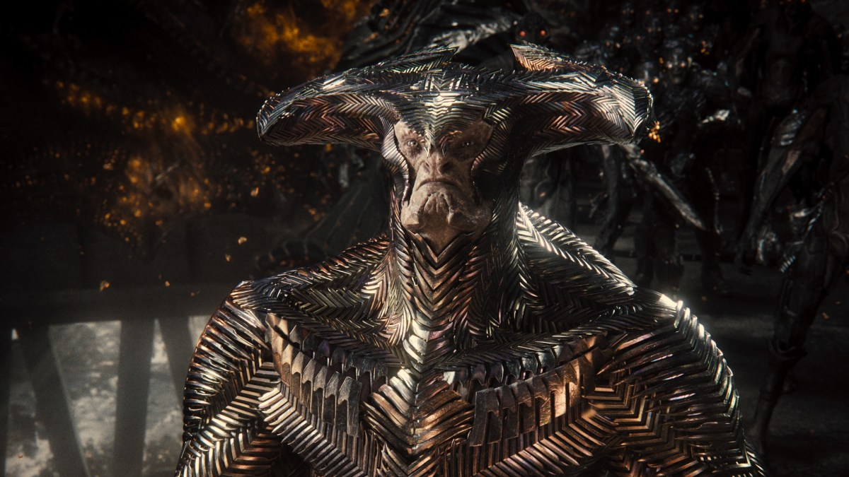 Snyder Cut Justice League review: Steppenwolf