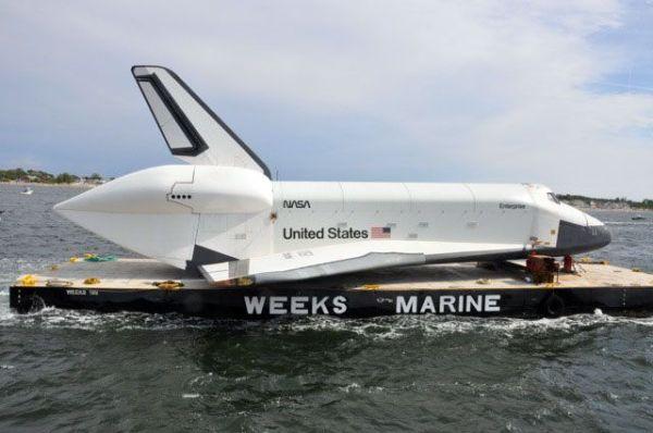Enterprise: The Test Shuttle | Space