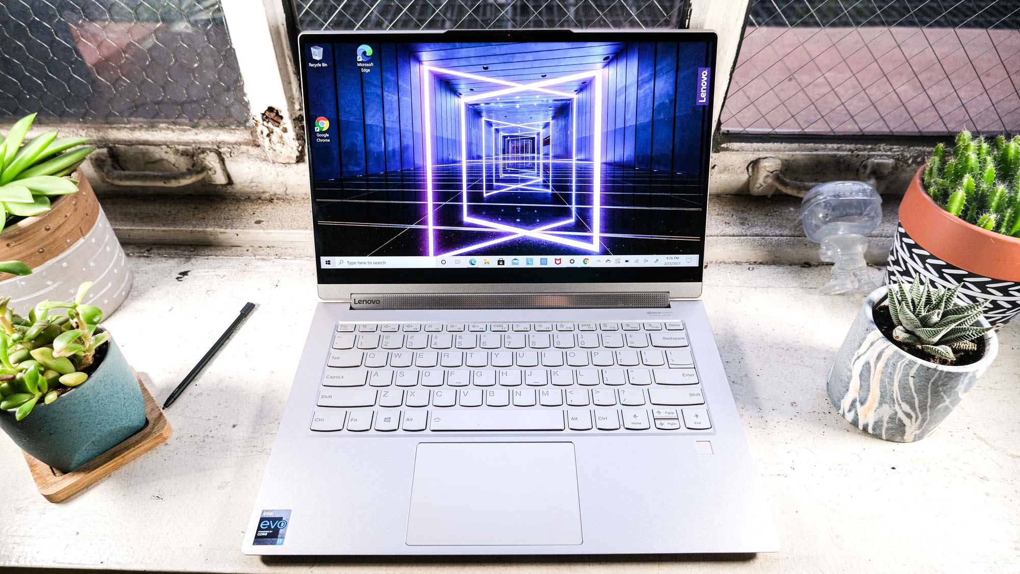 best 2-in-1 laptops: Lenovo Yoga 9i