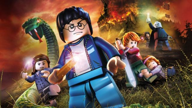 Image result for Lego Harry Potter collection