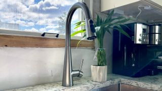 this alexa smart faucet is the coolest