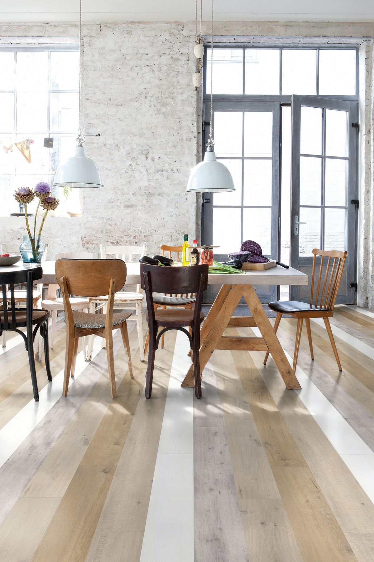 how to choose the best kitchen flooring real homes on 77 Choosing The Right And Fitting Dining Room Table id=82523