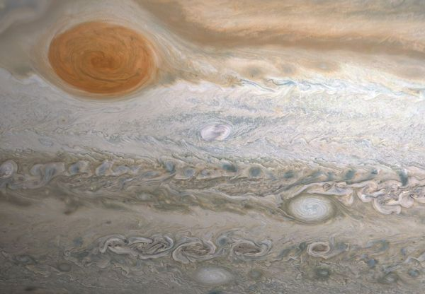 'Clyde's Spot,' a new storm on Jupiter, discovered by ...