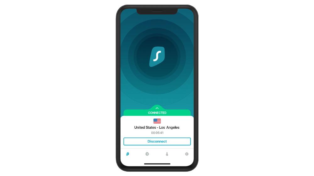 Surfshark iphone