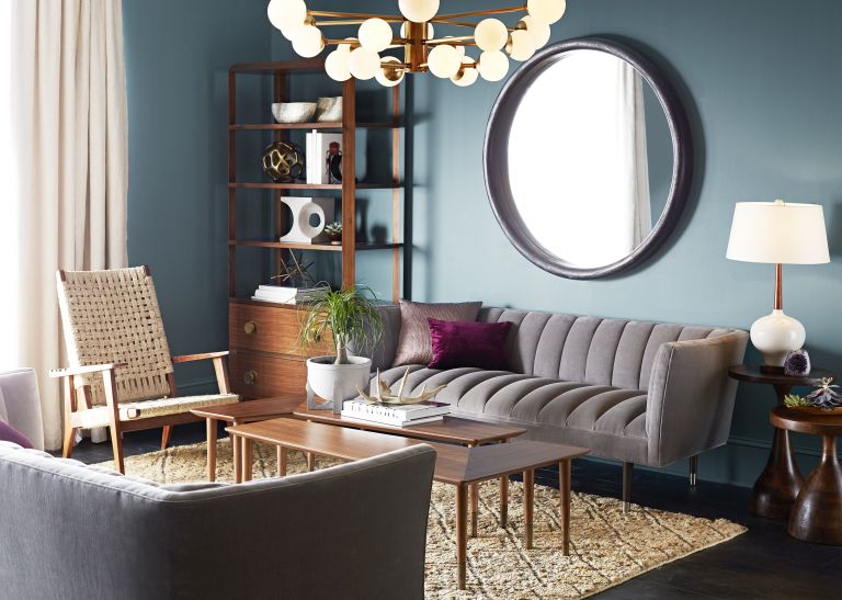 11 easy ideas to make a small room feel bigger | Real Homes on Make Up Room Design  id=23924