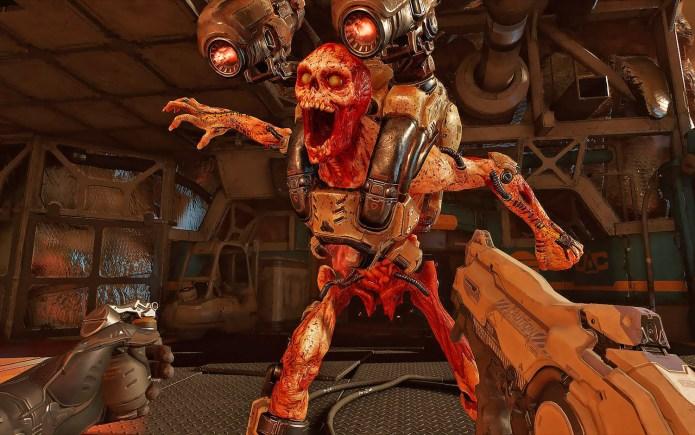 best VR games: Doom VFR