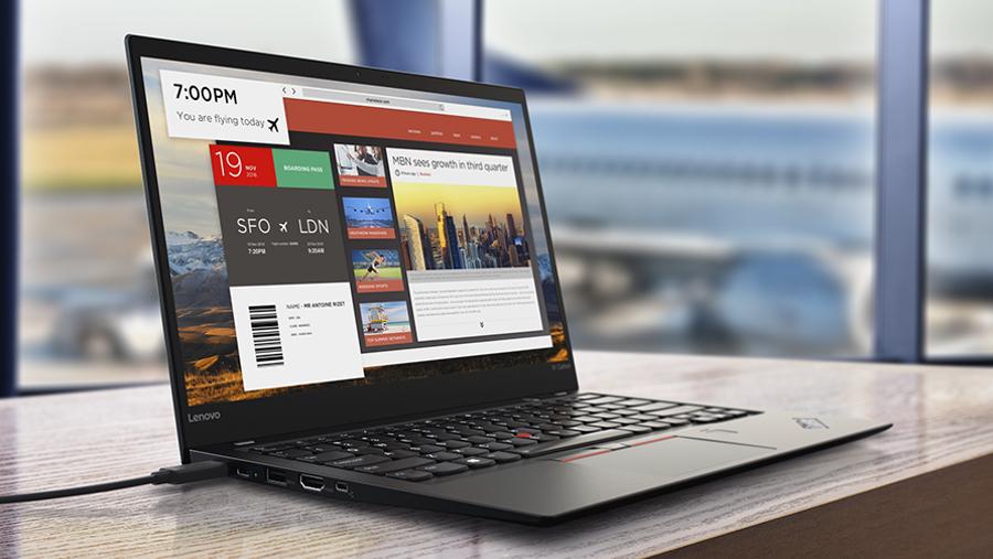 best Windows pro laptop: Lenovo ThinkPad X1 Carbon