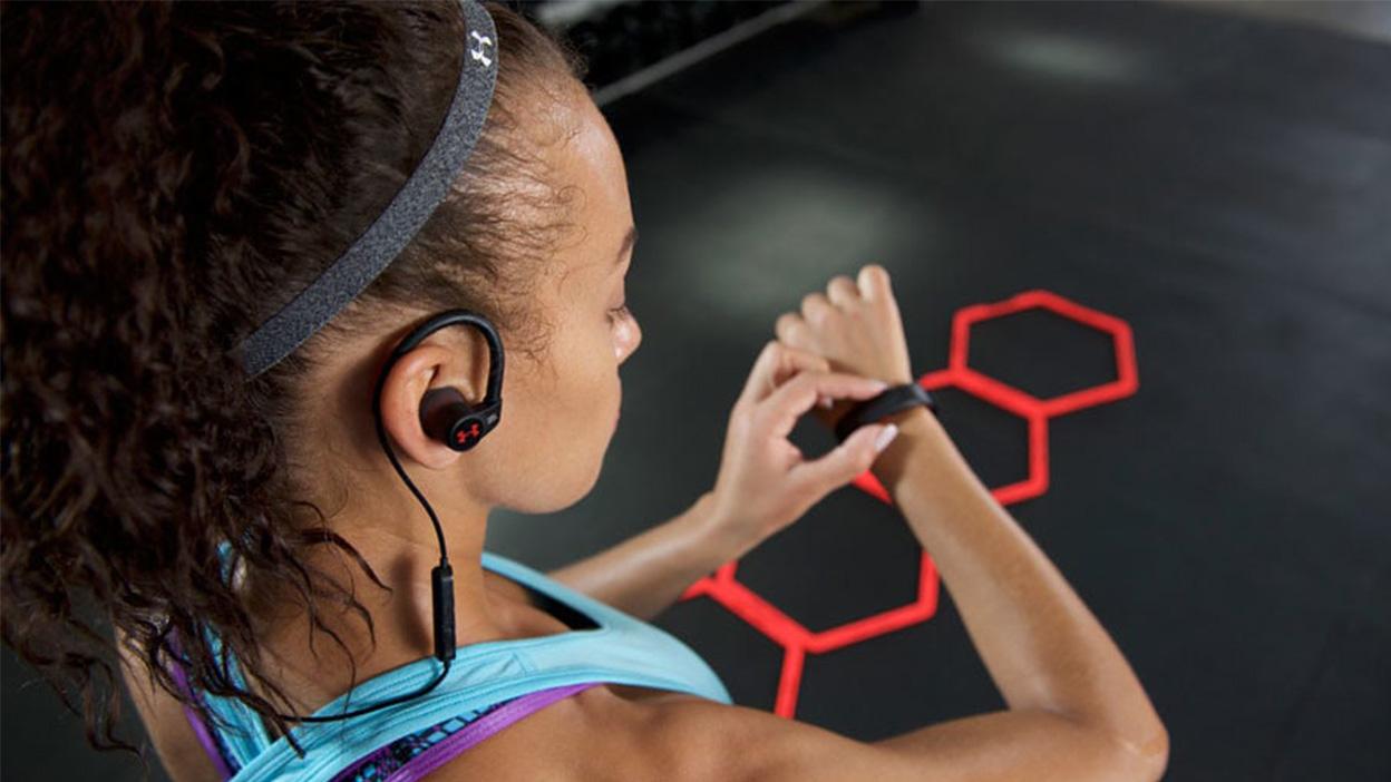 Under Armour JBL Sport Wireless Headphones