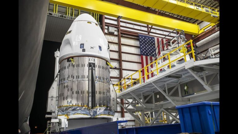 Watch SpaceX has fastened its area rest room on Dragon for NASA's Crew-3 astronaut launch – Google Science News