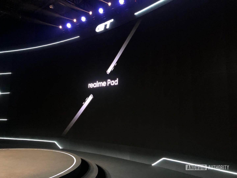 Realme Pad leaked photo